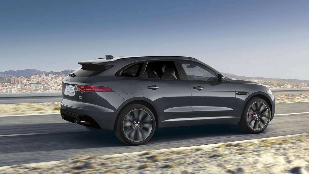 44 All New New Jaguar F Pace 2020 Redesign and Concept for New Jaguar F Pace 2020