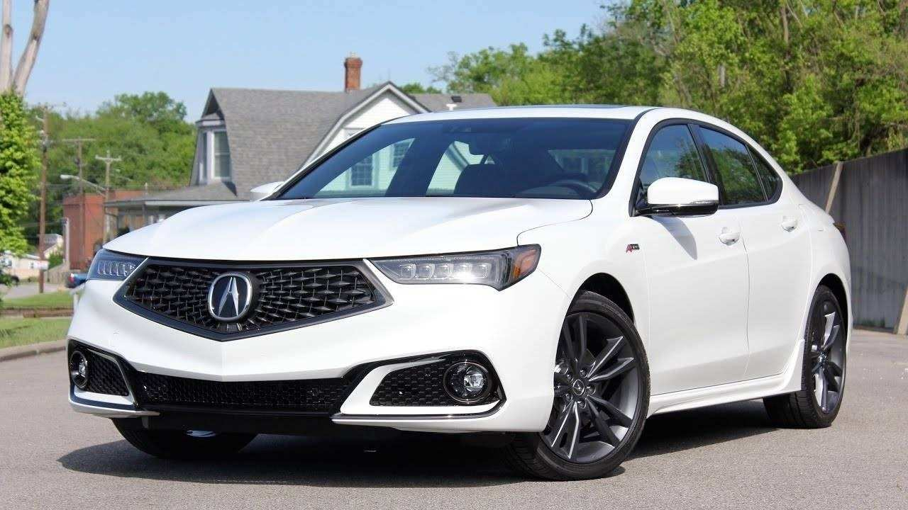 44 Best Review 2019 Acura Tl Picture for 2019 Acura Tl