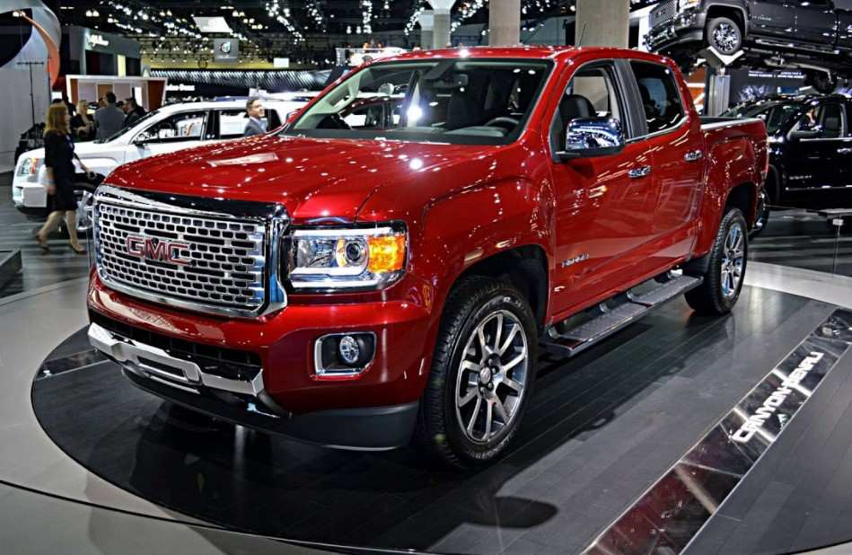 44 Best Review 2020 Gmc Canyon Redesign Picture with 2020 Gmc Canyon Redesign