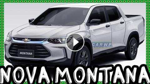 44 Best Review Chevrolet Montana 2020 Release by Chevrolet Montana 2020