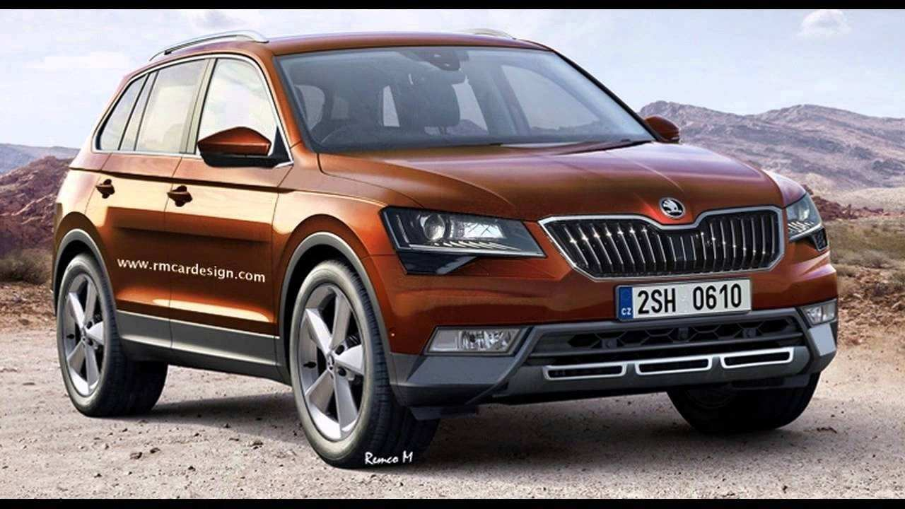 44 Concept of 2019 Skoda Snowman Full Preview Pictures by 2019 Skoda Snowman Full Preview