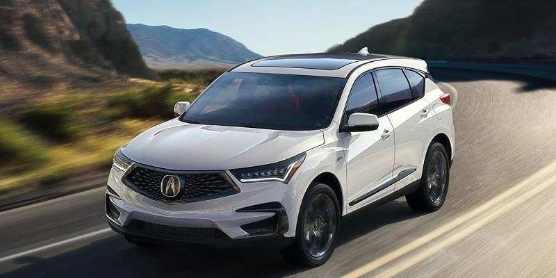 44 Concept of 2020 Acura Rdx V6 Concept for 2020 Acura Rdx V6