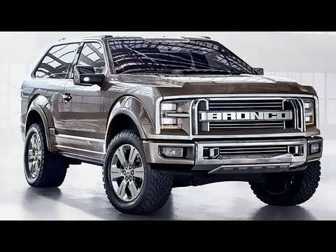 44 Concept of 2020 Ford Bronco Xlt Release by 2020 Ford Bronco Xlt