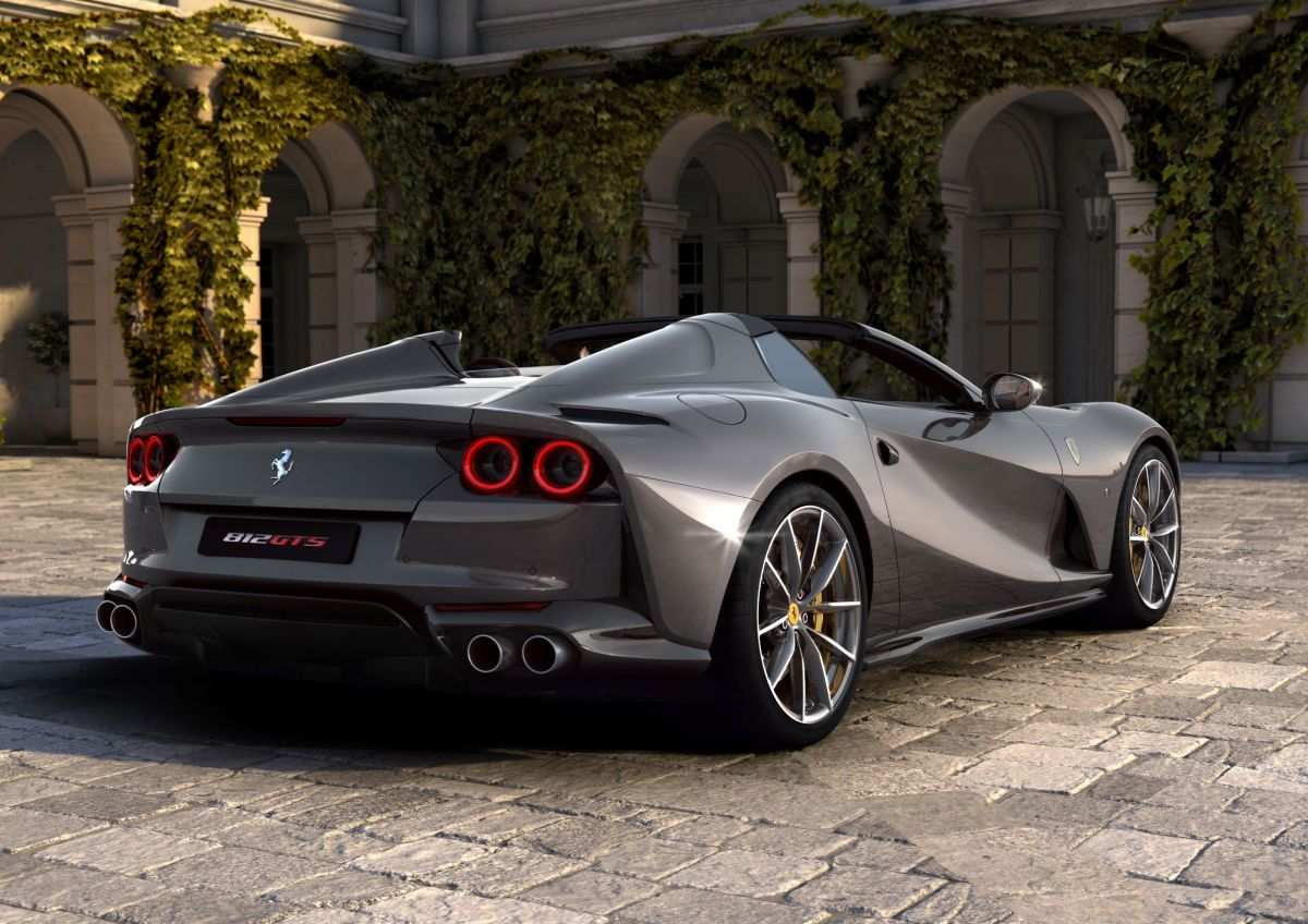 44 Gallery of Ferrari D 2020 New Review for Ferrari D 2020