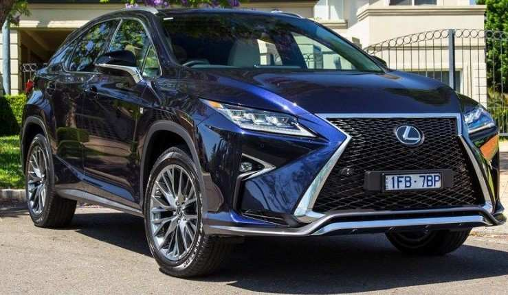 44 Gallery of Lexus Rx 350 Changes For 2020 Release Date with Lexus Rx 350 Changes For 2020