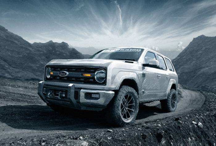 44 Great Build Your Own 2020 Ford Bronco Performance and New Engine by Build Your Own 2020 Ford Bronco
