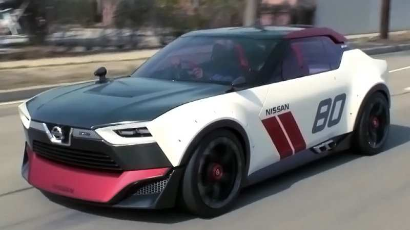 44 Great Nissan Idx 2020 Performance for Nissan Idx 2020