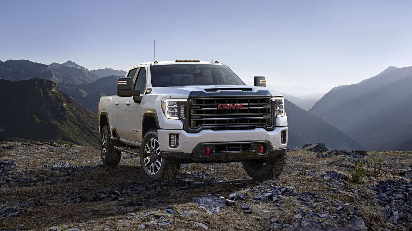 44 New 2020 Gmc Sierra 2500 Engine Options Pricing with 2020 Gmc Sierra 2500 Engine Options