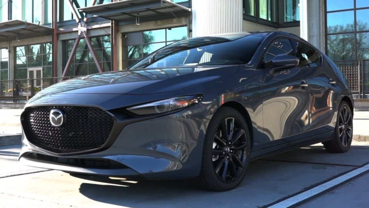 44 New 2020 Mazda 3 Hatch History by 2020 Mazda 3 Hatch