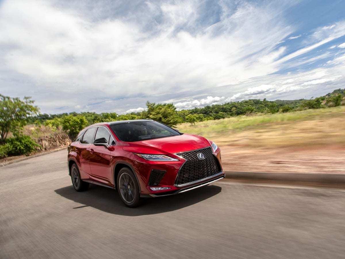 44 New Lexus Rx 2020 Pictures by Lexus Rx 2020