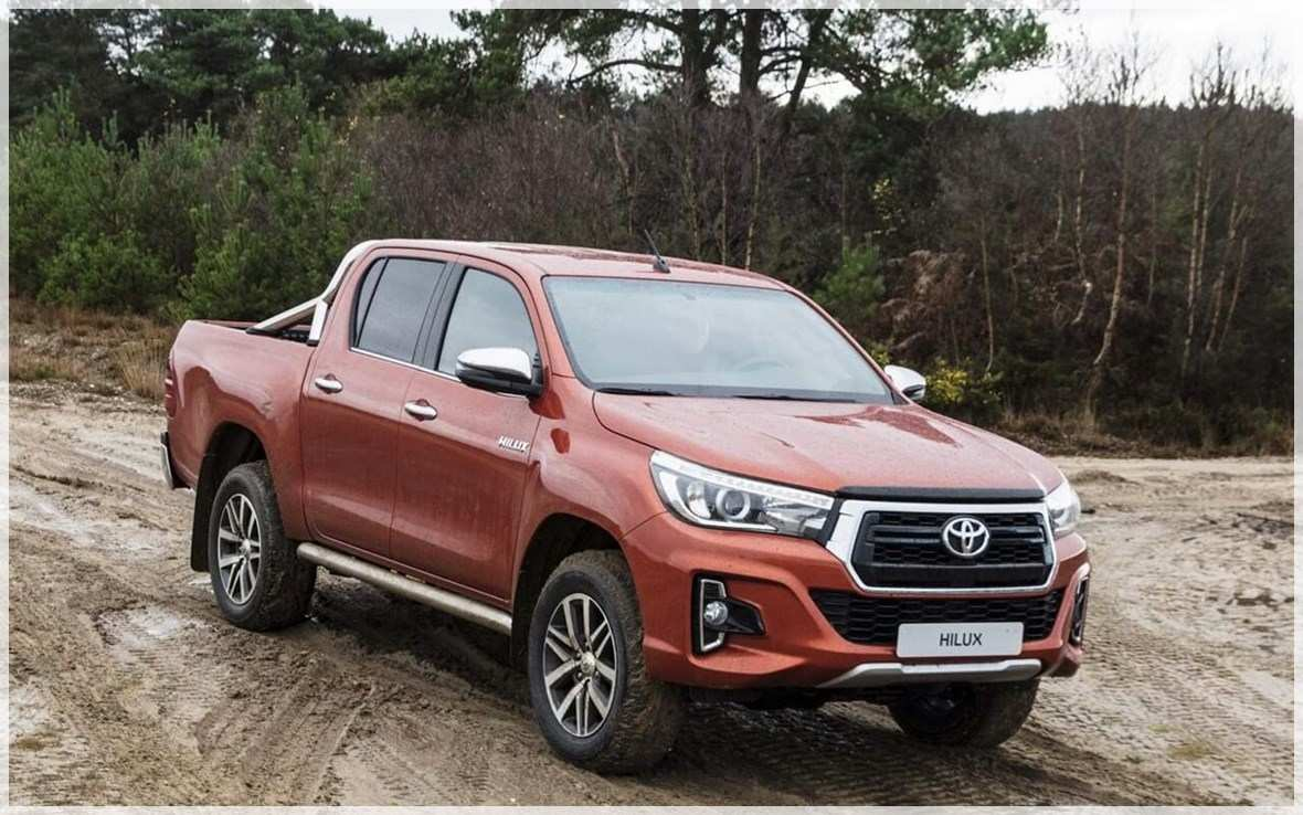 44 New Toyota Hilux 2020 Usa History for Toyota Hilux 2020 Usa