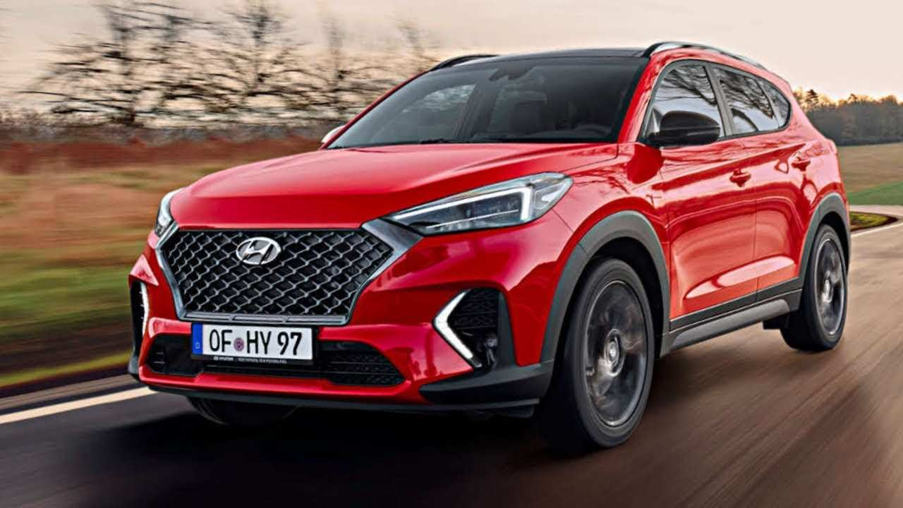 44 The Hyundai Tucson Redesign 2020 Redesign and Concept by Hyundai Tucson Redesign 2020