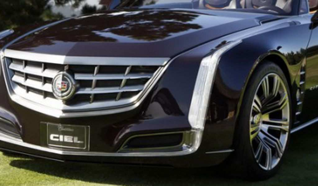 45 All New 2019 Cadillac Deville Model by 2019 Cadillac Deville