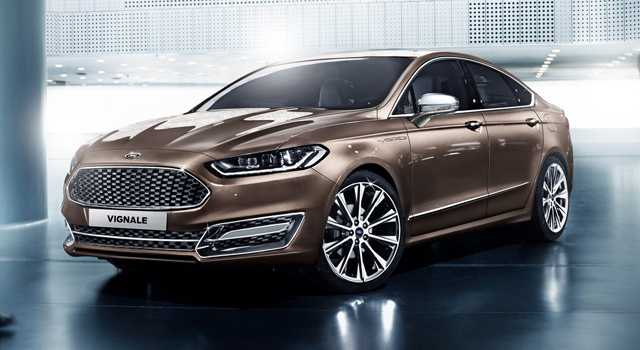 45 All New 2019 Ford Mondeo Vignale Specs with 2019 Ford Mondeo Vignale