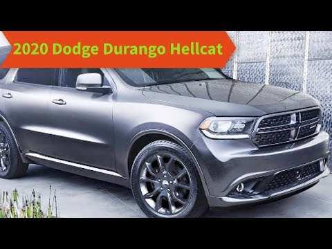 45 All New 2020 Dodge Durango Interior Interior for 2020 Dodge Durango Interior