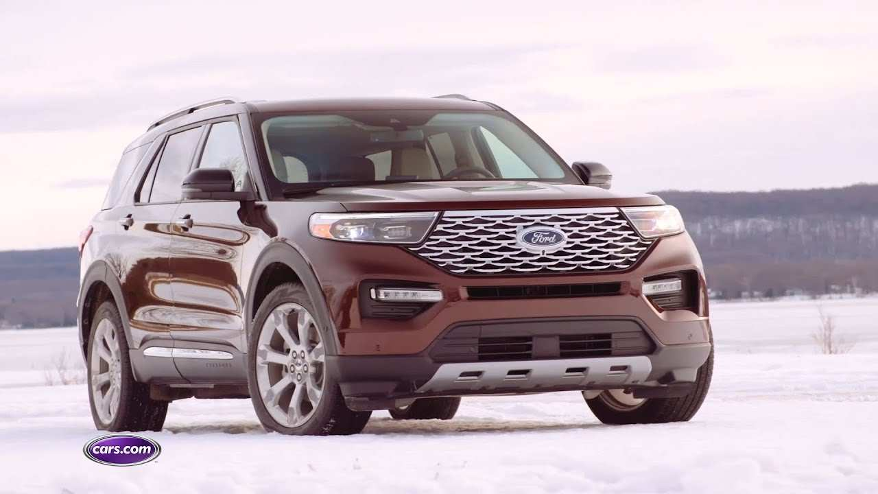 45 All New Ford Explorer 2020 Release Date New Review for Ford Explorer 2020 Release Date