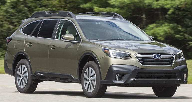 45 All New Subaru Hybrid Outback 2020 Rumors for Subaru Hybrid Outback 2020