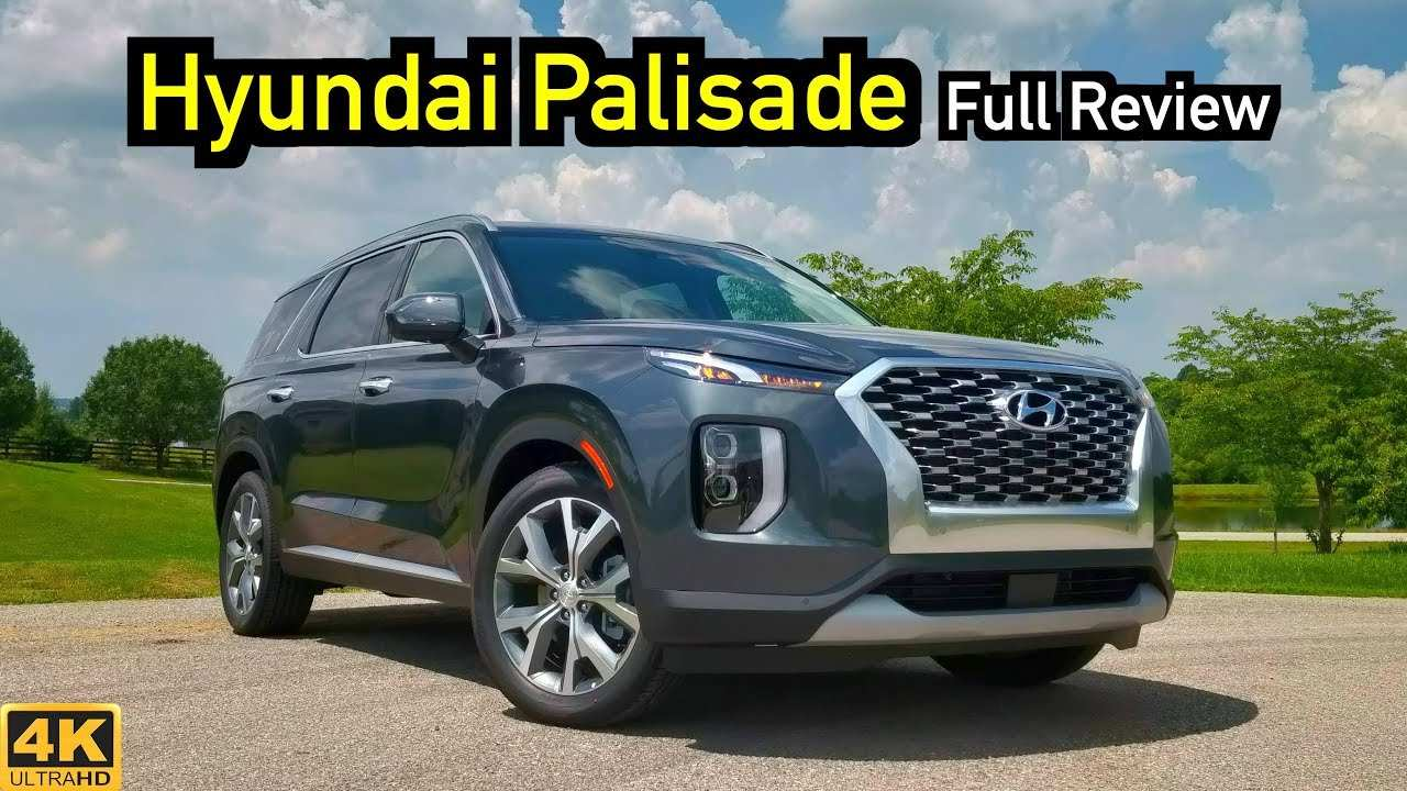 45 Best Review 2020 Hyundai Palisade Review Model with 2020 Hyundai Palisade Review