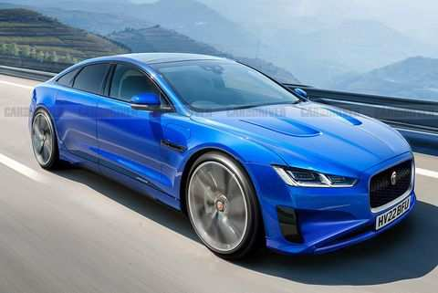 45 Best Review 2020 Jaguar Xj Redesign Configurations by 2020 Jaguar Xj Redesign