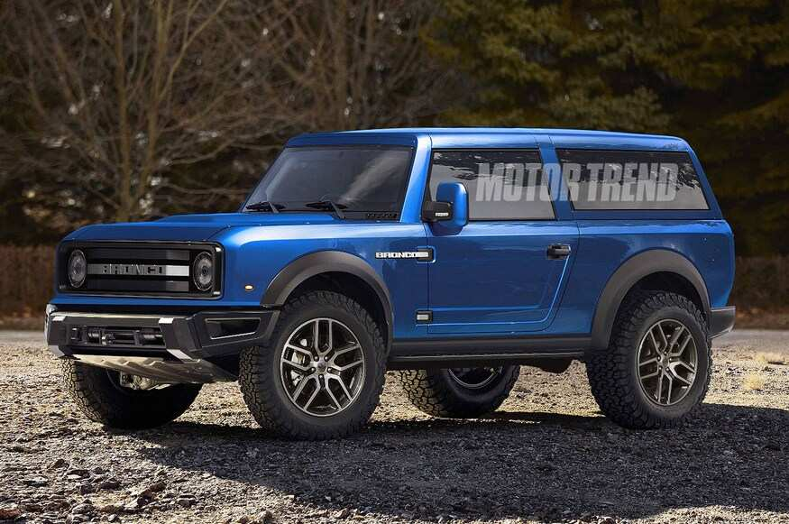 45 Best Review Build Your Own 2020 Ford Bronco Engine for Build Your Own 2020 Ford Bronco