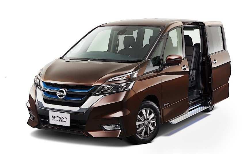 45 Best Review Nissan Serena 2020 History for Nissan Serena 2020