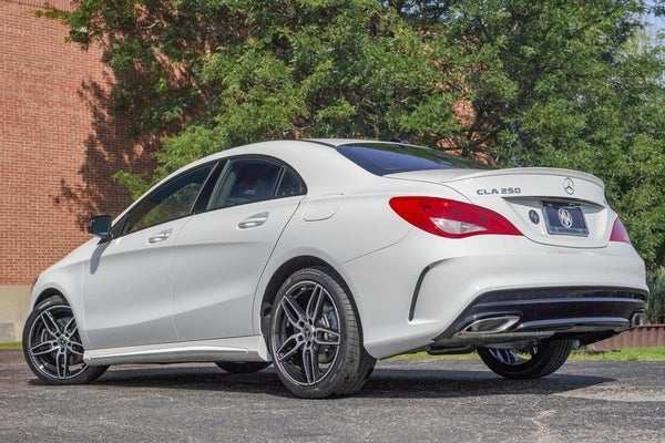 45 Concept of 2019 Mercedes Cla 250 Release Date for 2019 Mercedes Cla 250