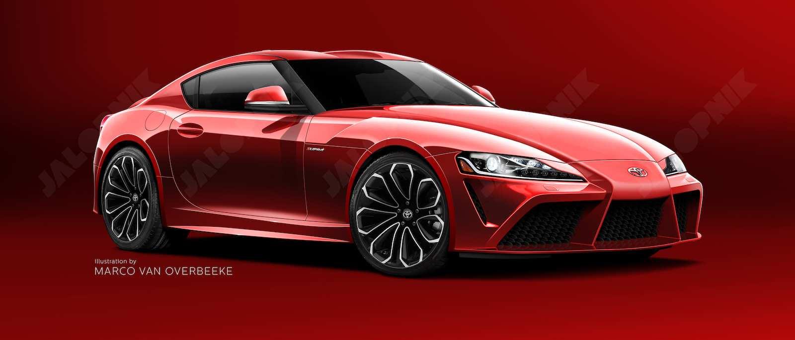 45 Concept of 2020 Toyota Supra Jalopnik New Concept with 2020 Toyota Supra Jalopnik