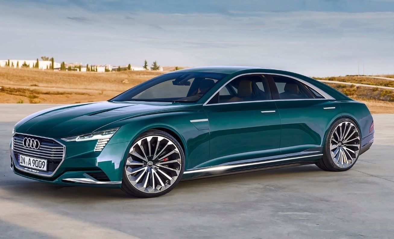 45 Concept of Audi Fuel Cell 2020 Concept by Audi Fuel Cell 2020
