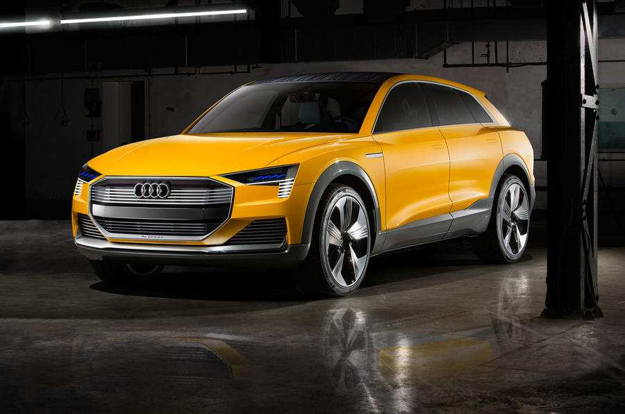 45 Concept of Audi Fuel Cell 2020 Concept with Audi Fuel Cell 2020