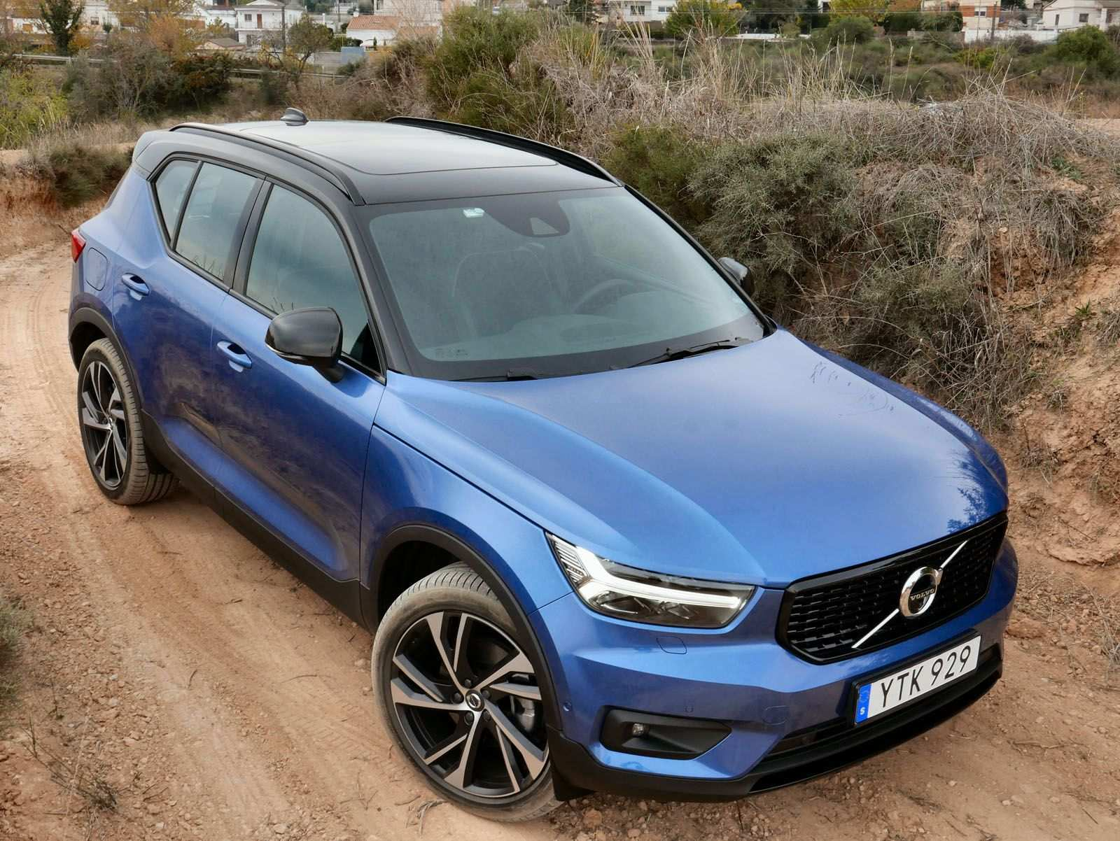 45 Gallery of 2019 Volvo Xc40 Mpg Engine for 2019 Volvo Xc40 Mpg