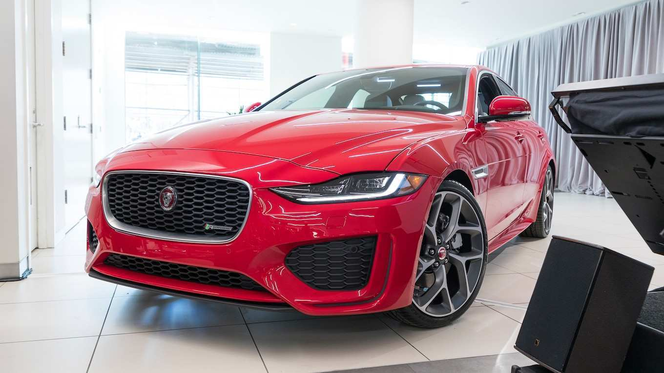 45 Gallery of 2020 Jaguar Xe Build Model with 2020 Jaguar Xe Build