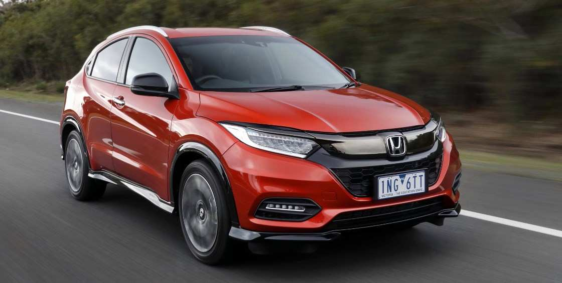 45 New Honda Vezel 2020 Model Rumors for Honda Vezel 2020 Model