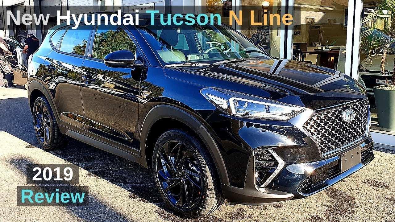 45 New Hyundai Tucson N Line 2020 Concept for Hyundai Tucson N Line 2020