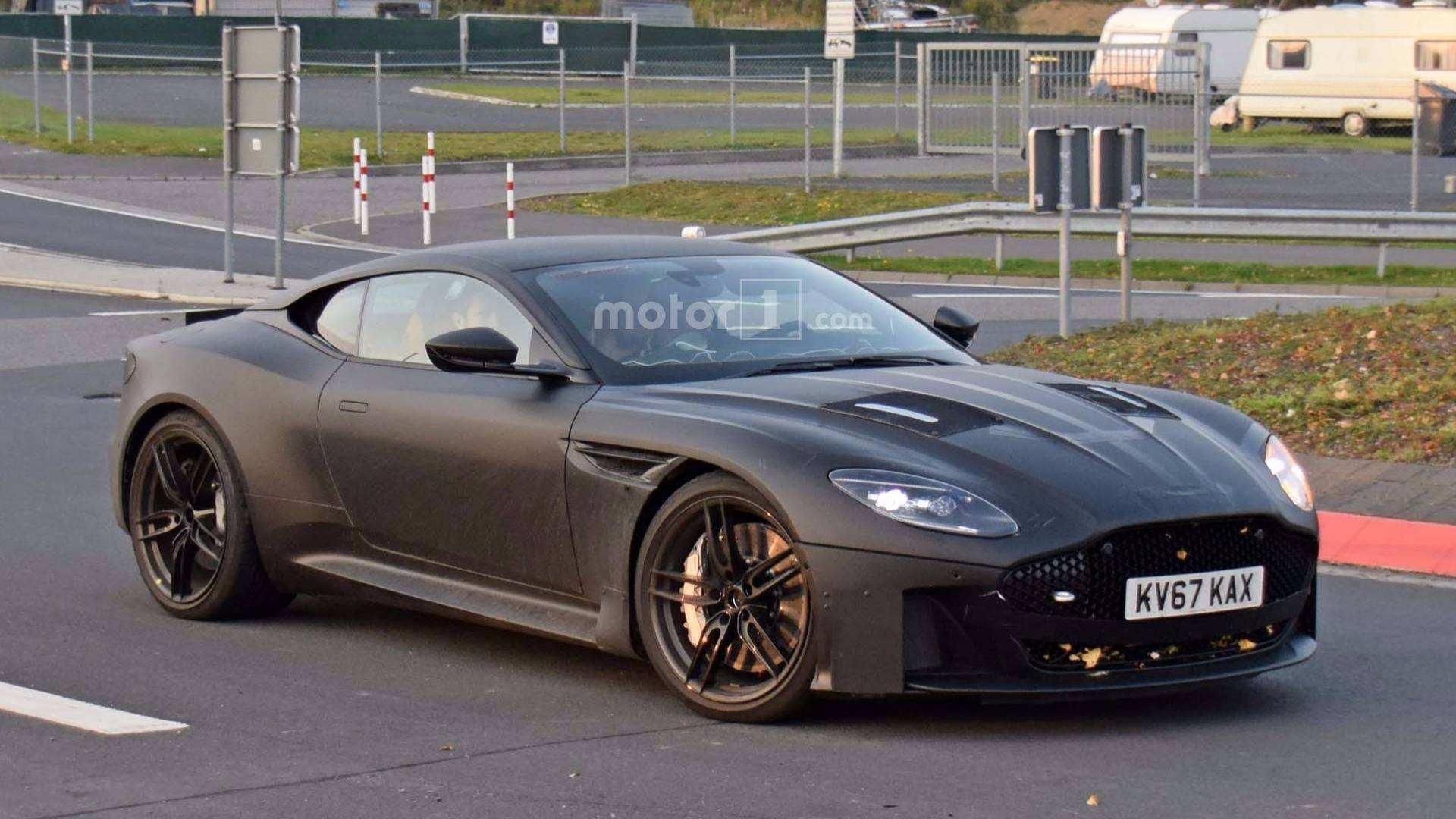 45 The 2019 Aston Martin Vanquish Spy Shoot for 2019 Aston Martin Vanquish