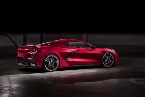 45 The 2020 Chevrolet Corvette Mid Engine C8 Pictures for 2020 Chevrolet Corvette Mid Engine C8