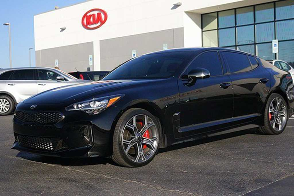 45 The 2020 Kia Stinger Gt Price with 2020 Kia Stinger Gt