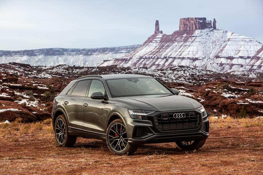 45 The Audi Q8 2020 Concept by Audi Q8 2020