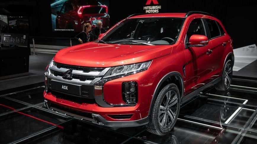 45 The Uusi Mitsubishi Asx 2020 Interior with Uusi Mitsubishi Asx 2020
