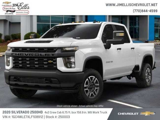 46 All New 2020 Chevrolet Silverado 2500Hd For Sale Exterior for 2020 Chevrolet Silverado 2500Hd For Sale