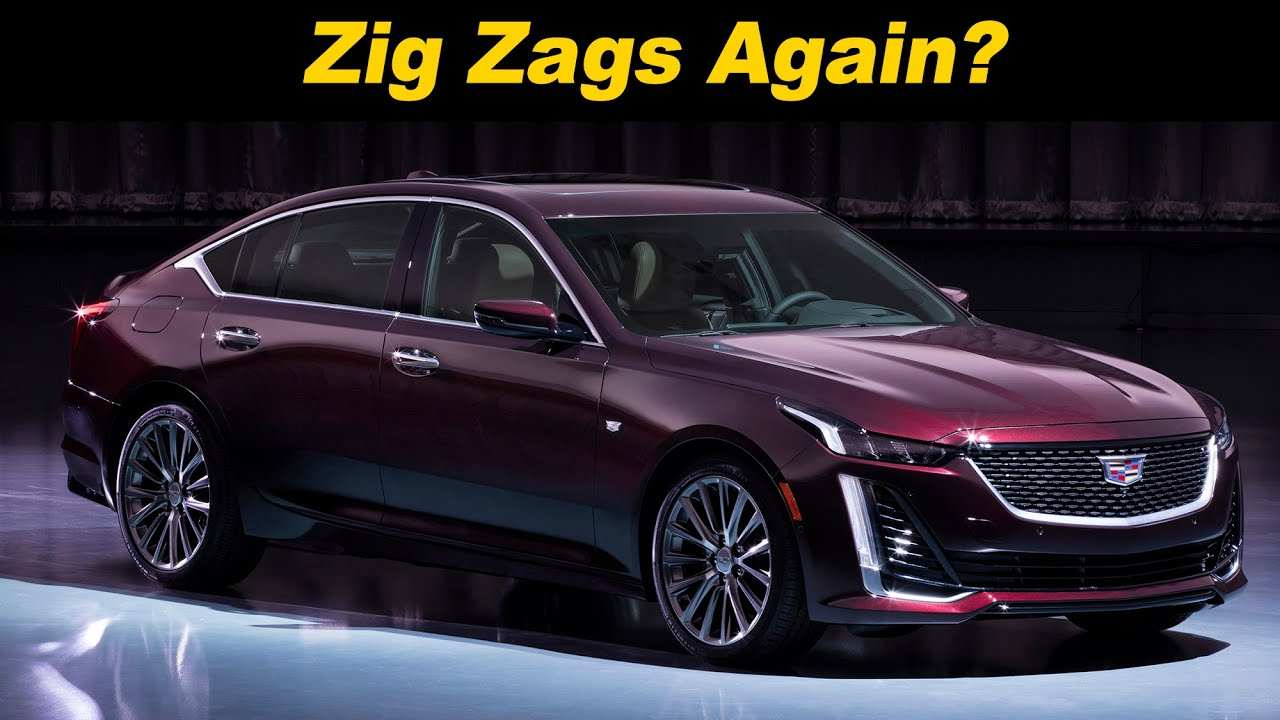 46 All New Cadillac For 2020 Photos with Cadillac For 2020