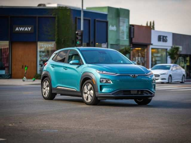 46 All New Hyundai Kona Ev 2020 Price and Review with Hyundai Kona Ev 2020