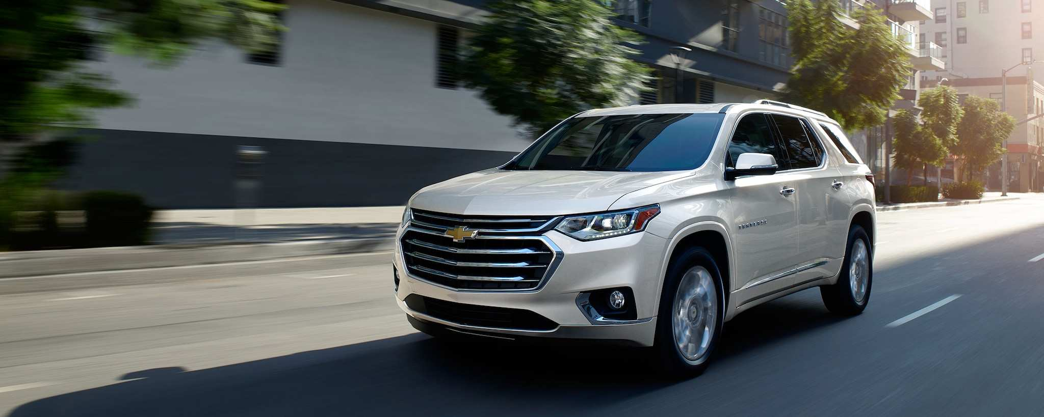 46 Best Review 2019 Chevrolet Traverses Concept by 2019 Chevrolet Traverses