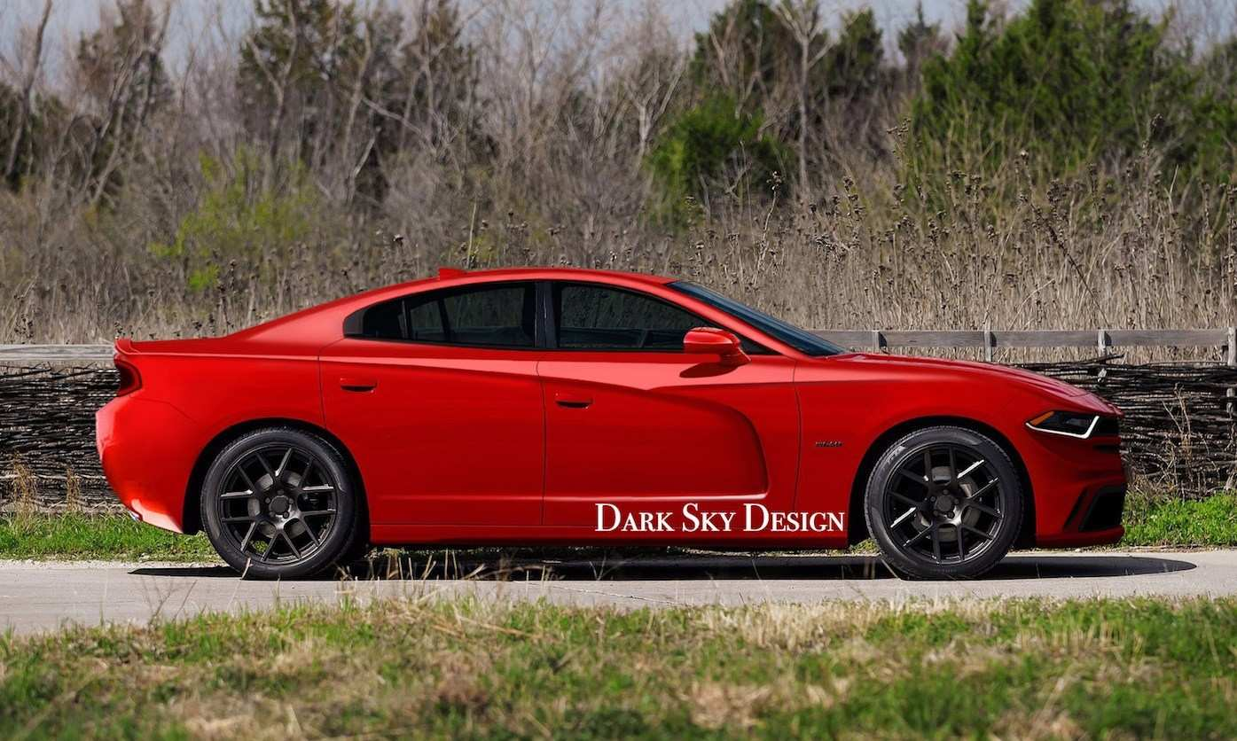 46 Best Review Dodge Charger Redesign 2020 Spesification with Dodge Charger Redesign 2020