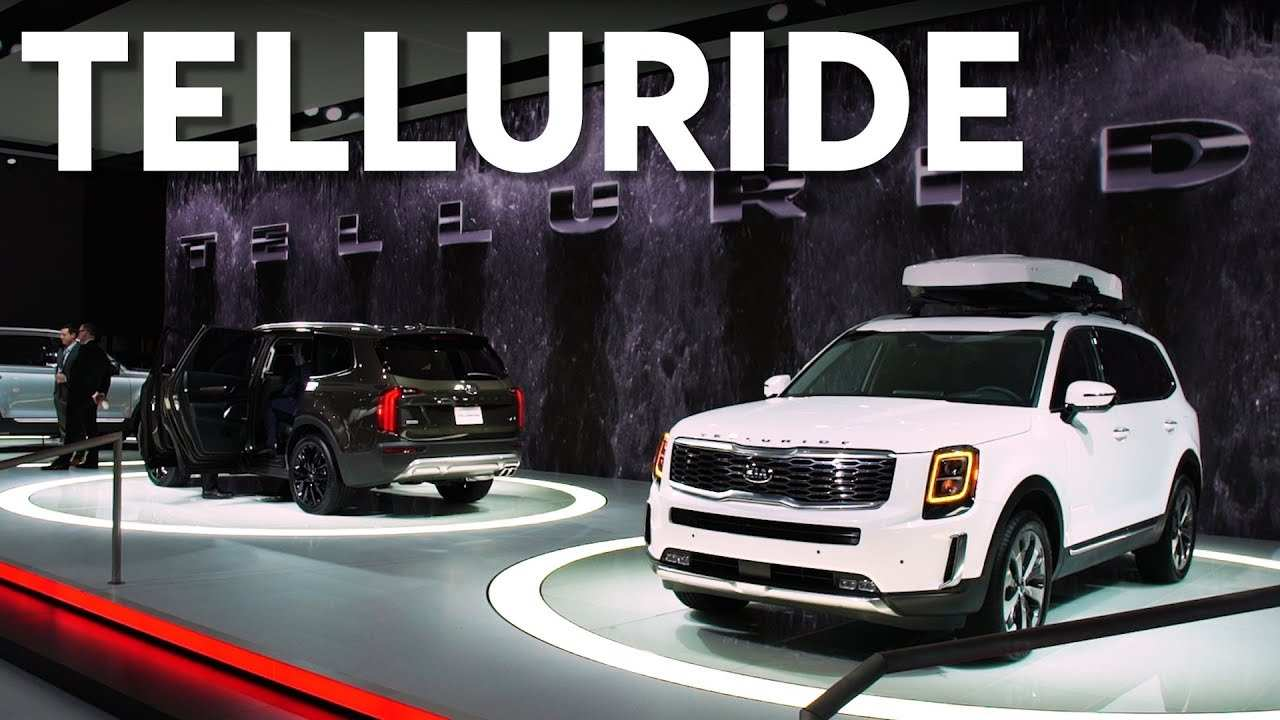46 Concept of 2020 Kia Telluride Youtube Performance and New Engine for 2020 Kia Telluride Youtube