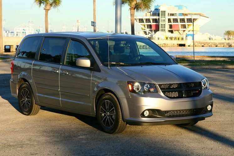 46 Concept of Dodge Grand Caravan 2020 Model with Dodge Grand Caravan 2020