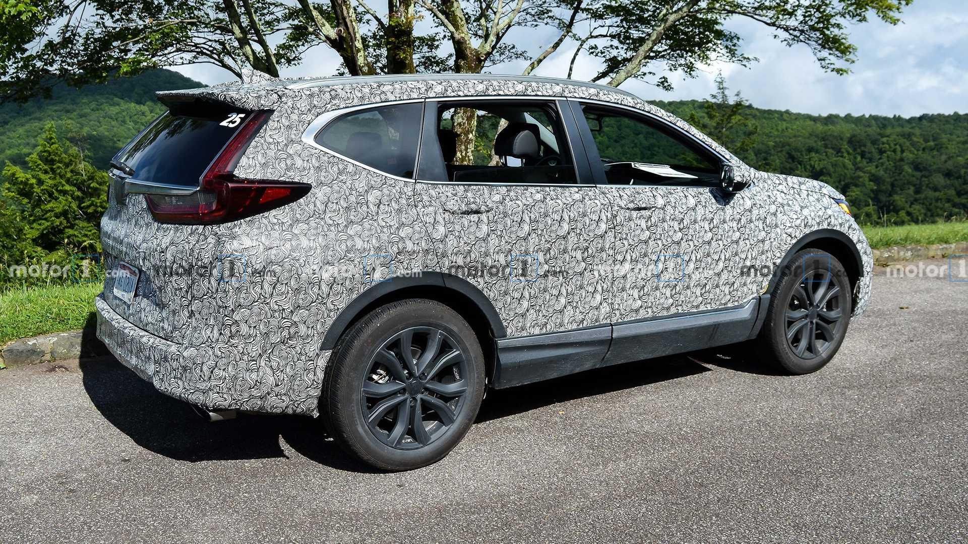 46 Concept of Honda Crv 2020 Model Specs for Honda Crv 2020 Model