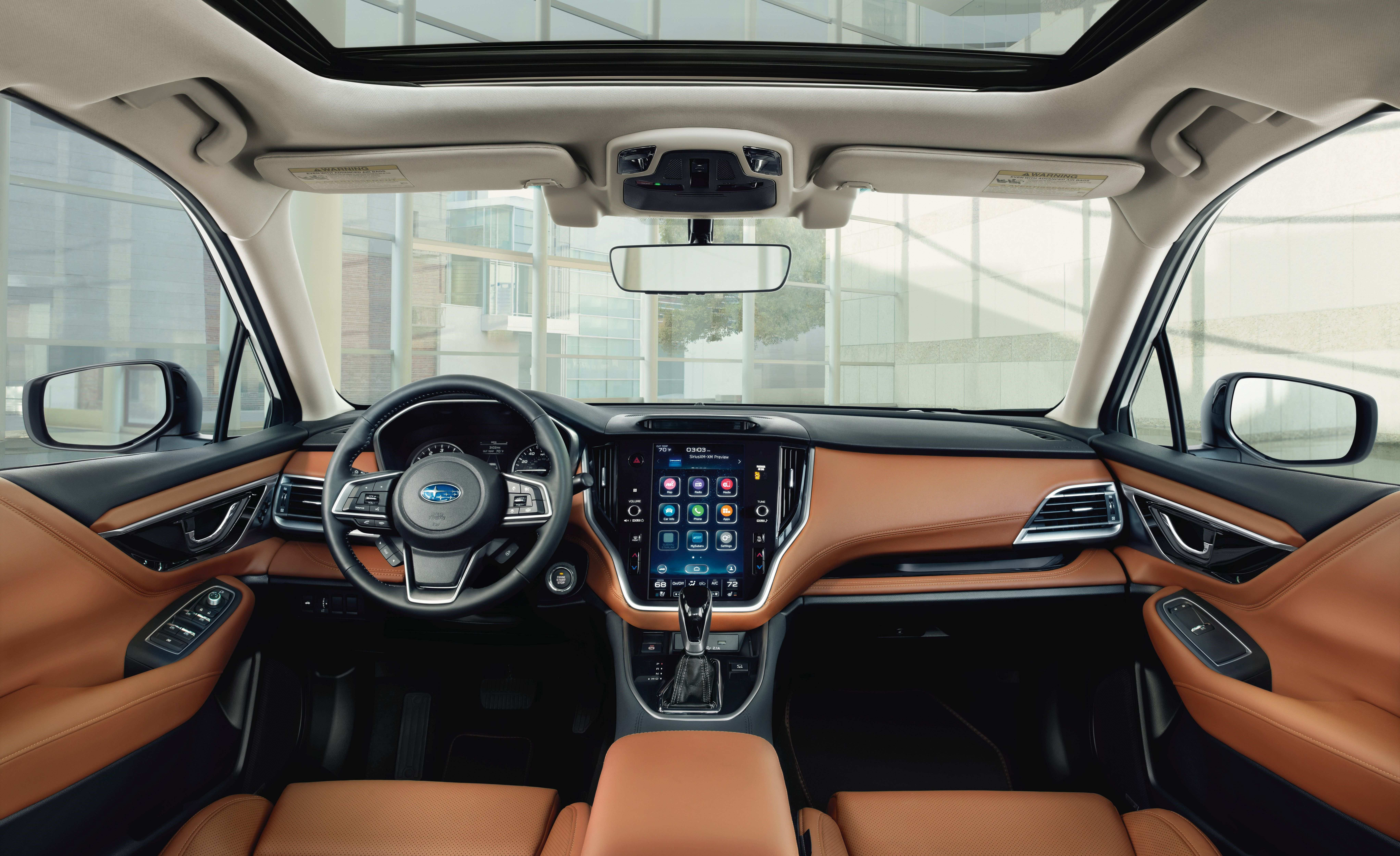 46 Concept of Subaru Legacy 2020 Interior Wallpaper with Subaru Legacy 2020 Interior