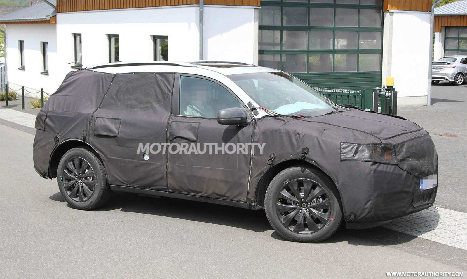 46 Gallery of 2020 Acura Mdx Spy Photos Configurations by 2020 Acura Mdx Spy Photos