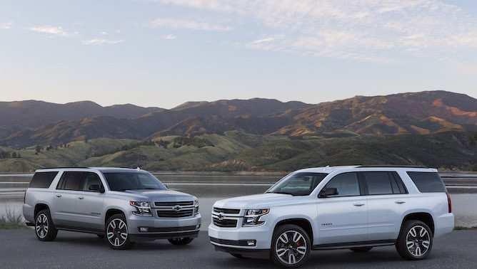 46 Gallery of Chevrolet Yukon 2020 Release Date by Chevrolet Yukon 2020