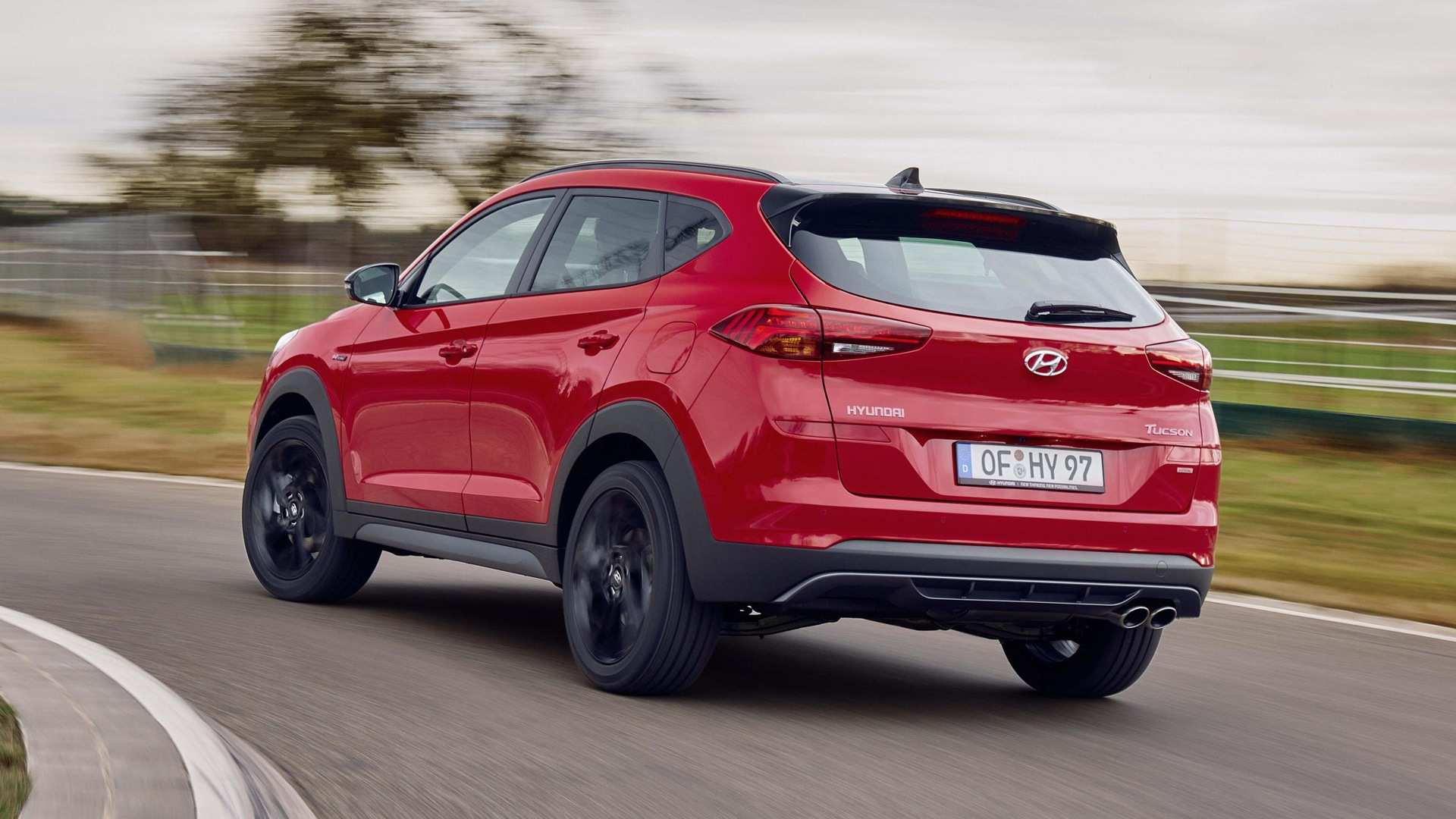 46 Gallery of Hyundai Tucson N Line 2020 New Review by Hyundai Tucson N Line 2020